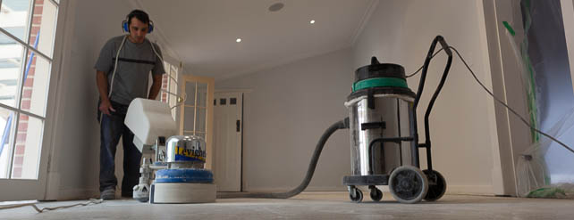 concrete floor polishing Adelaide