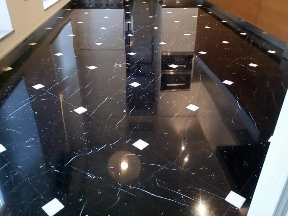 Marble Floor Polishing Adelaide by PS Polish, South Australia.